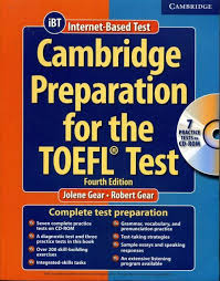 نرم افزار تافل آی بی تی کمبریج Cambridge Preparation for the TOEFL 4th Edition Multimedia
