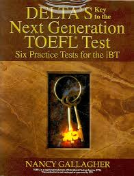 کتاب دلتا (پی دی اف)  (DELTA's Key to the Next Generation TOEFL Test (PDF