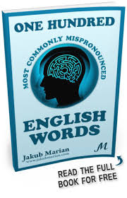 The Book 100-Most-Commonly-Mispronounced-English-Words