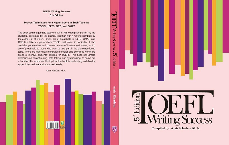 بخش هایی از کتاب TOEFL Writing Success 5th Edition