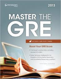 کتاب Master the GRE 2014 - Peterson