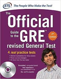 کتاب The Official Guide to the GRE General Test 3rd Edition