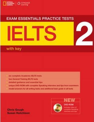 فایل پی دی اف کتاب Exam Essentials: IELTS Practice Tests 2