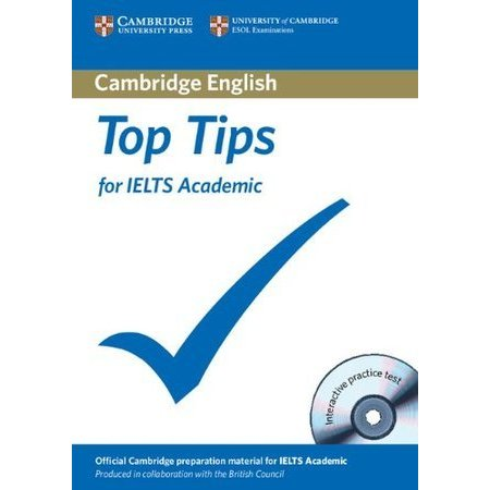 فایل پی دی اف کتاب Cambridge Top Tips for IELTS Academic