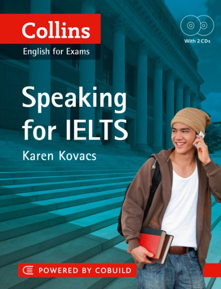 فایل صوتی کتاب Collins Speaking for IELTS