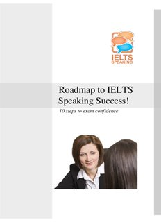 فایل پی دی اف کتاب Roadmap to IELTS Speaking Success