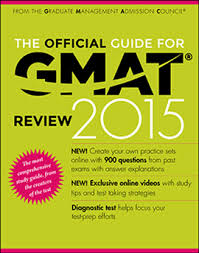 کتاب The Official Guide fot GMAT Review 2015 - Wiley Publication