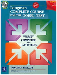 کتاب تافل پی بی تی لانگمن Longman Complete Course for the Paper-based TOEFL Test