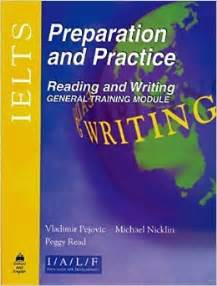 فایل پی دی اف و فایل های صوتی کتاب IELTS Preparation and Practice - General Module - Reading and Writing