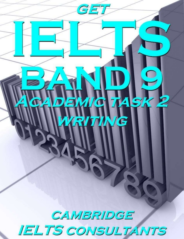 فایل پی دی اف کتاب GET IELTS BAND 9 - In Academic Writing - BOOK