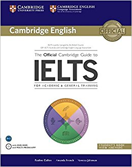 سی دی رام کتاب The Official Cambridge Guide to IELTS