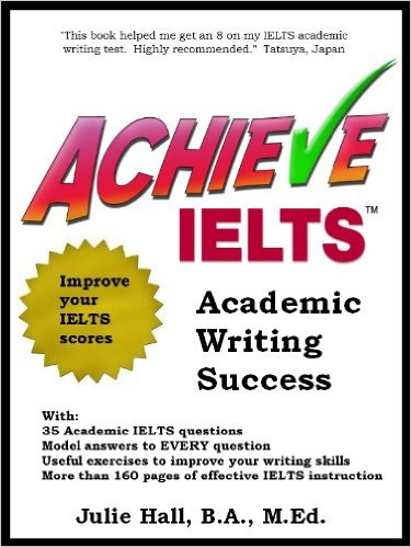 فایل پی دی اف کتاب Achieve IELTS Academic Writing Success