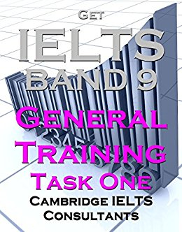 فایل پی دی اف کتاب Get IELTS Band 9 - In General Training Writing Task 1 Letters